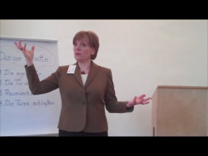 Astrid Fiedler Vortrag im Bergedorfer Schloss 2